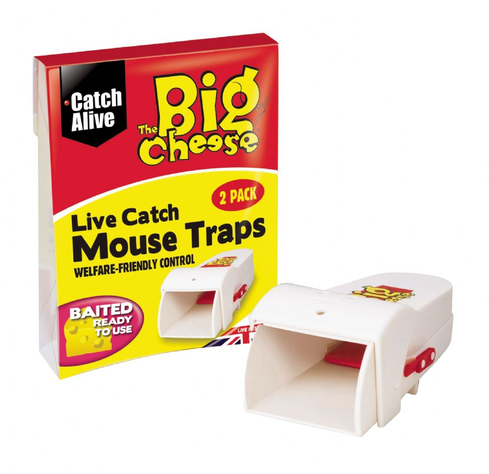 STV Live Catch RTU Mouse Trap